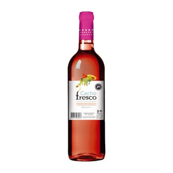 Cacho Fresco Frisante 0,75 Rosé